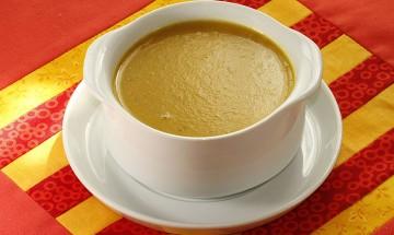 Kartoffel-Karottensuppe