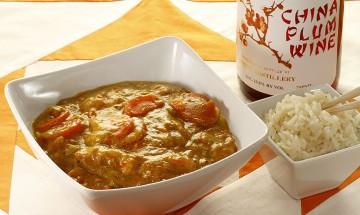 Süßkartoffel - Karotten - Curry