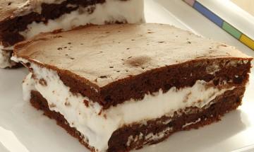 Kakao - Cremeschnitten