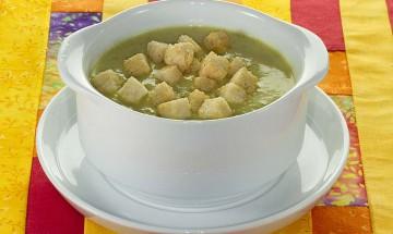 Kohlrabi-Curry-Kokoscremesuppe