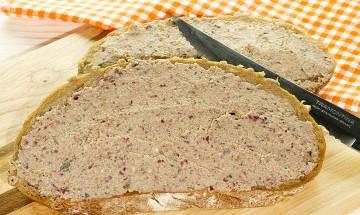 Vegane Leberwurst