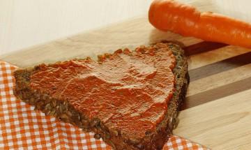 Karotten - Paprika - Aufstrich