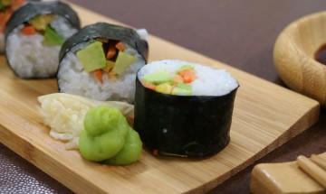 Gemüse-Maki