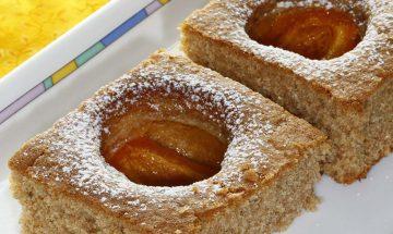 Marillen-Blechkuchen