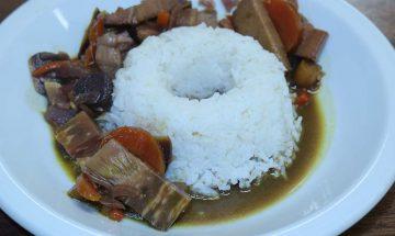 Gemüse - Jackfrucht - Curry